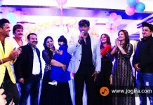 bhojpuri film shahenshah team on harshika birthday