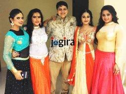 bhojpuri heroines doha show