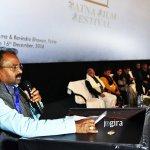 shiv chnadra ram in patna film festival 2016