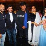 bhojpuri stars in amrapali dubey birthday party