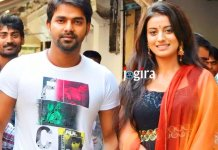 superstar pawan singh and akshra singh in bhojpuri film satya