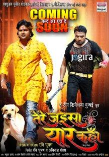 bhojpuri film tere jaise yaar kahan