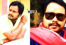 भोजपुरी फिल्म मुकद्दर की शूटिंग में व्यस्त अभिनेता बालेश्वर सिंह