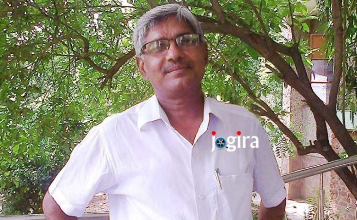 अइसन करिह जनि नादानी के लेखक डॉ. हरेश्वर राय जी