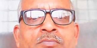 कन्हैया प्रसाद तिवारी रसिक जी