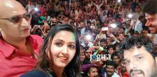 khesarilal yadav and kajal raghwani starrer bhojpuri movie main sehra bandh ke aaunga will released on chhath