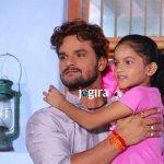 Khesarilal Yadav will be seen with his daughter Kirti in the film Dulhin Ganga Par ke