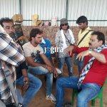 khesarilal yadav bhojpuri movie raja jani shooting completed