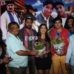 Seema Singh reached on Bhojpuri Film Banarasi pahalwan's muhurt