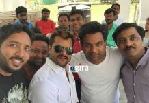 Khesarilal Yadav starrer Bhojpuri film Dabang Sarkar