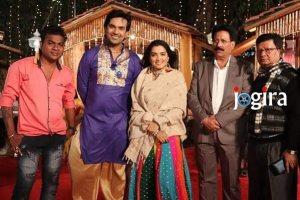 भोजपुरी फिल्म काजल का एक दृश्य