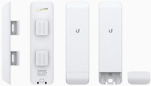 Ubiquiti NanoStation Loco-M2 Compact Design