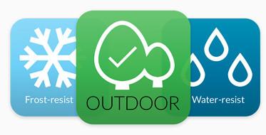 Ubiquiti Unifi AP Outdoor Built to Last Outdoors