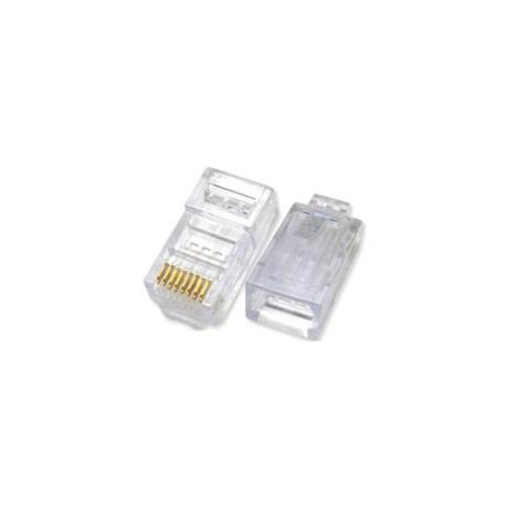 AMP UTP Cat5e Connector ecer 01