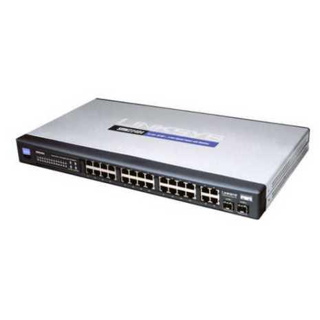 Cisco Linksys SRW224G4 01