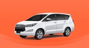 Toyota Innova Reborn jogja