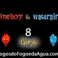 Jogos de Agua e Fogo 8 no Friv e Clickjogos