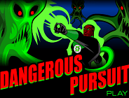 JUSTICE LEAGUE UNLIMITED DANGEROUS PURSUIT