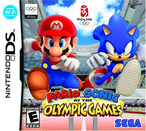 Mario & Sonic at the Olympic Games – NDS