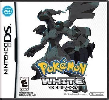 Pokemon – White Version – NDS