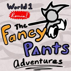 The Fancy Pants Adventures: World 1 Remix