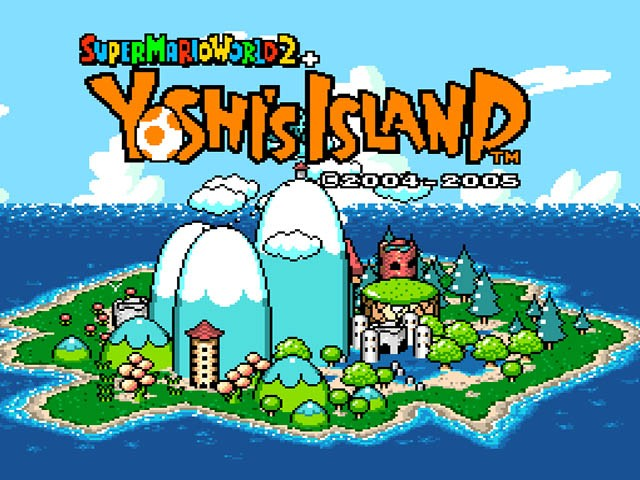 Super Mario World 2 Plus – Yoshi's Island