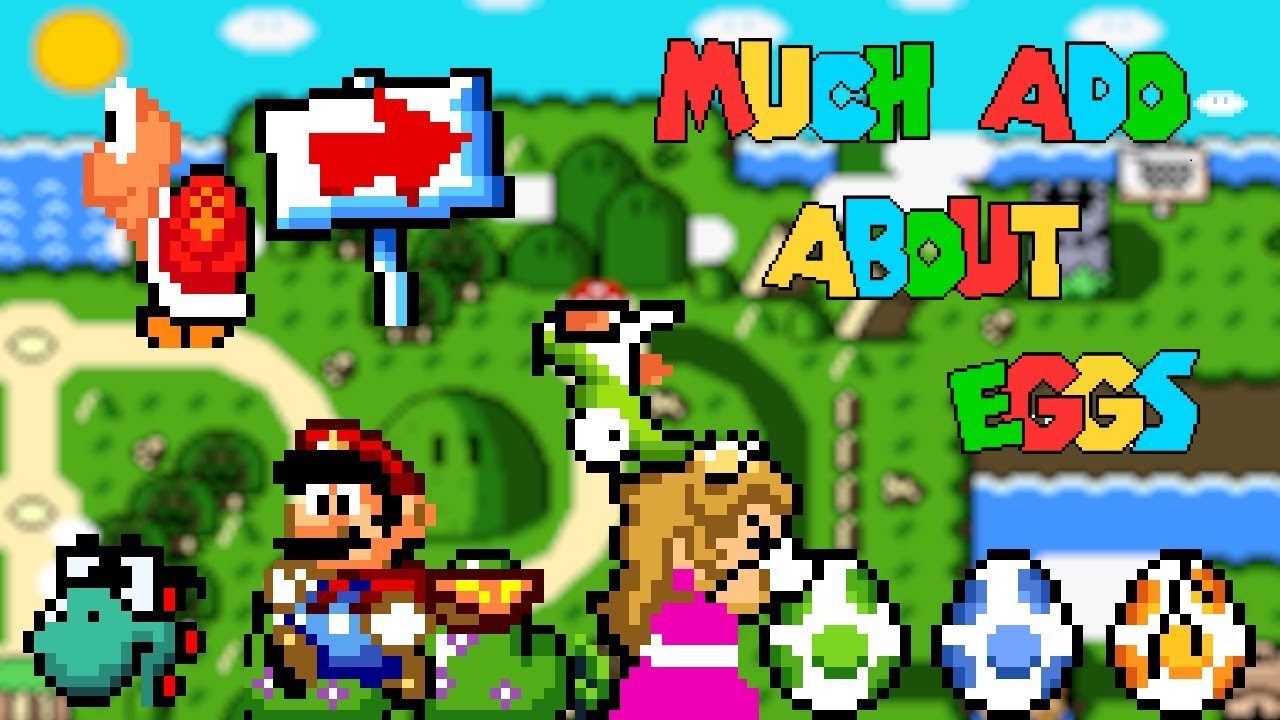 Mario: Much Ado About Eggs