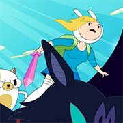 Adventure Time: Fionna Fights