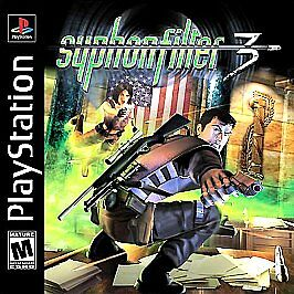 Syphon Filter 3 PS1