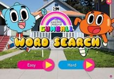 Gumball Word Search