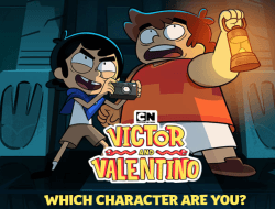 Victor and Valentino Which Character are You