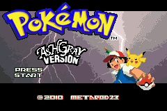 Pokemon Ash Gray (beta 4.5.3)