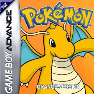 Pokemon Orange Generation (GBA)