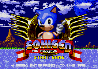 Sonic 1 CD Remake ( SCD )