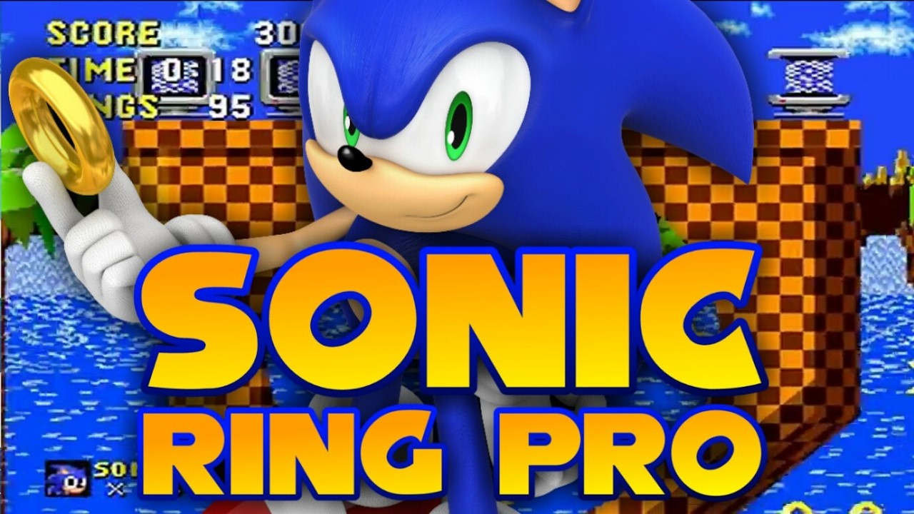 Sonic Rings Pro