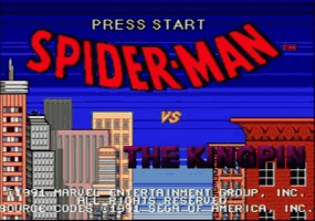 Spider-Man vs the Kingpin – GEN