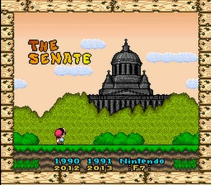 Super Mario World: The Senate