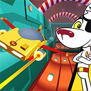 Danger Mouse Full Speed Extreme Turbo