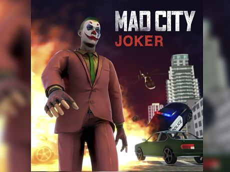 Mad City JOKER
