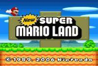 New Super Mario Land SNES Rom