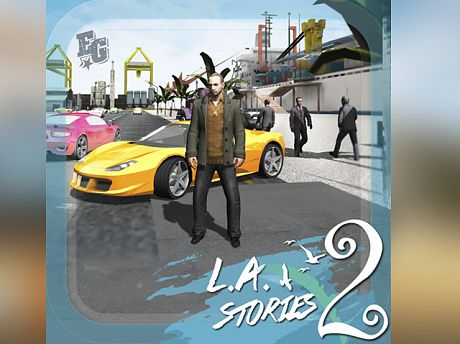 L.A. Crime Stories 2 Mad City Crime