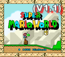 Super Mario World (V1.1)
