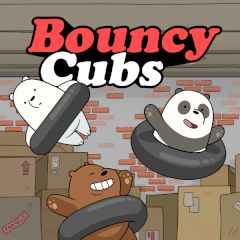 We Bare Bears Bouncy Cubs