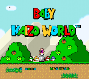 BABY KAIZO WORLD