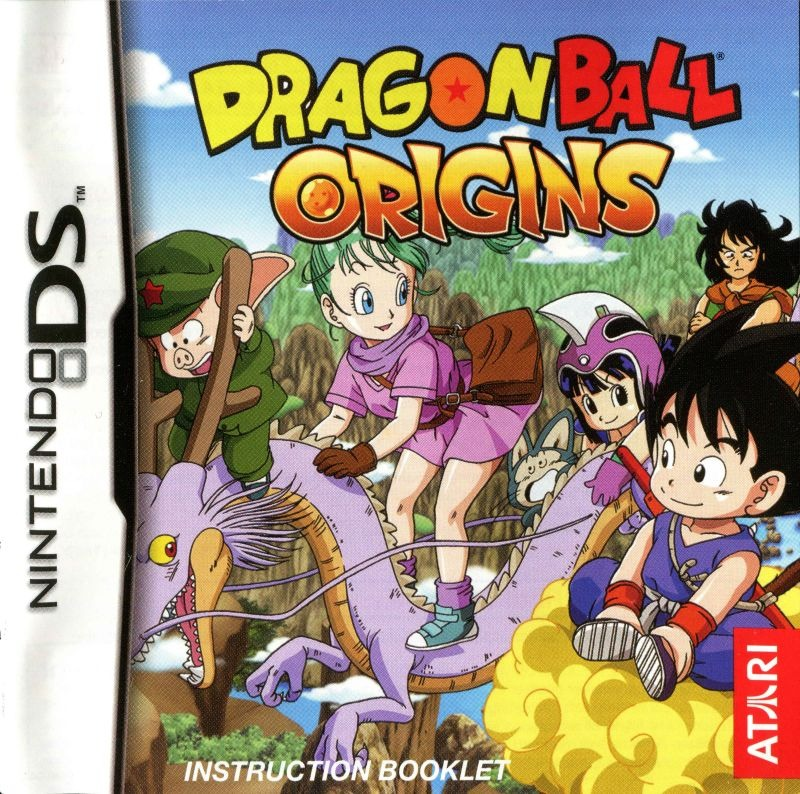 Dragon Ball – Origins NDS