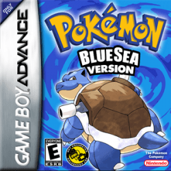 Pokemon Blue Sea Hacked Edition