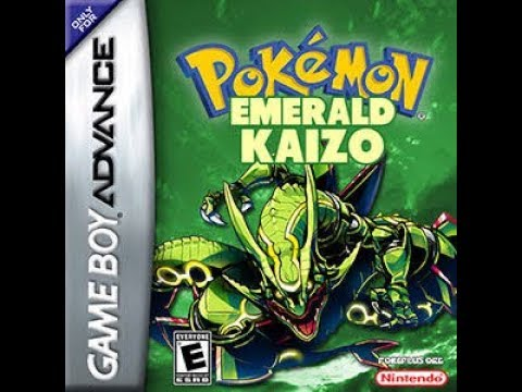 Pokemon Kaizo Emerald