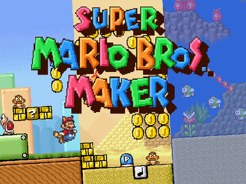 Super Mario Bros. Maker – Game Creator