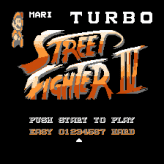 Mari Street Fighter 3 Turbo