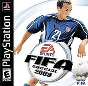 FIFA Soccer 2003 (USA) – PS1